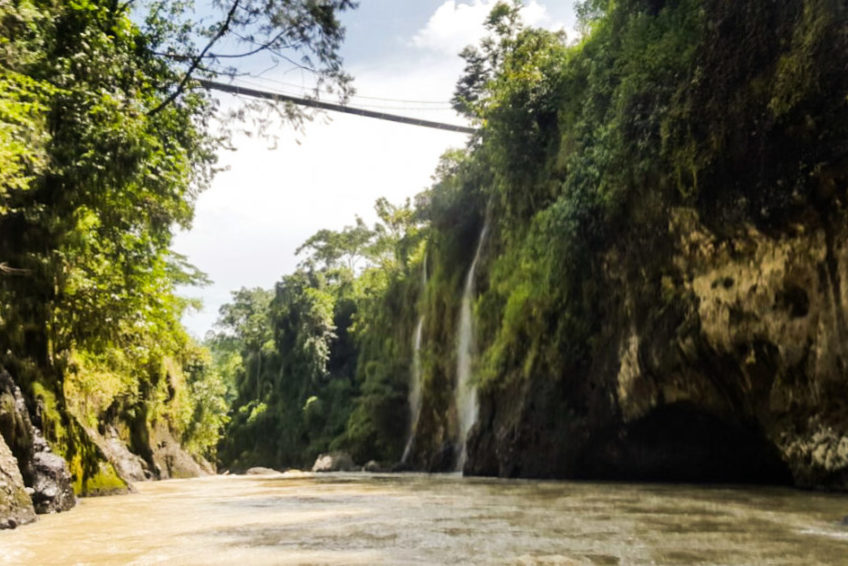 Rafting-Toraja