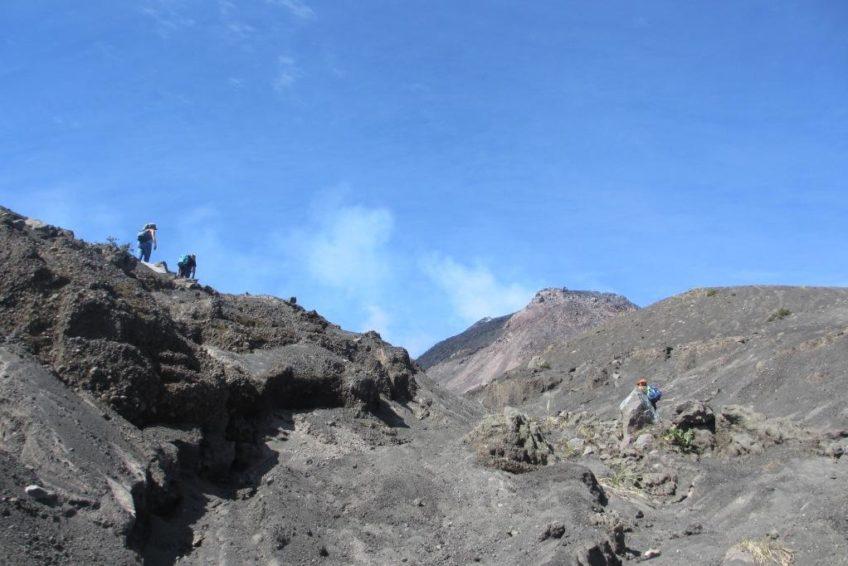 Soputan Vulkan Trekking
