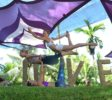 Bali Spirit Festival _Acro Yoga Love