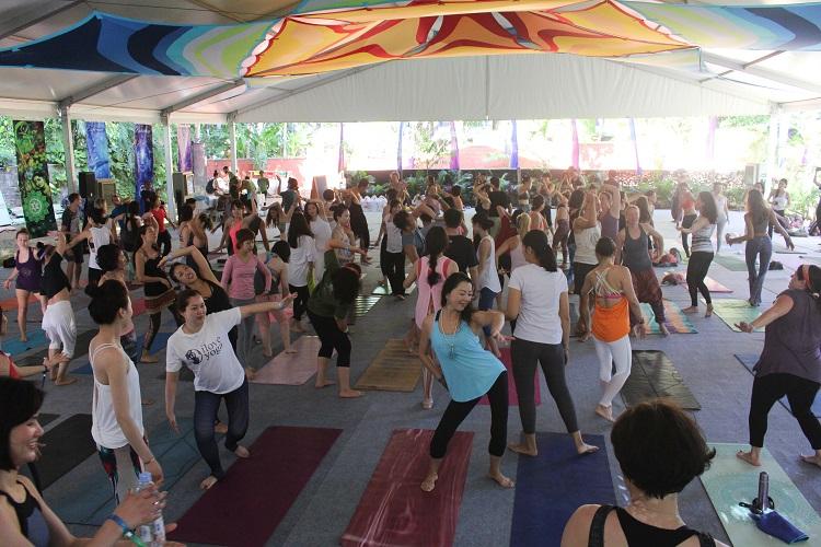BaliSpirit Festival 2018 - Dance Dance Dance
