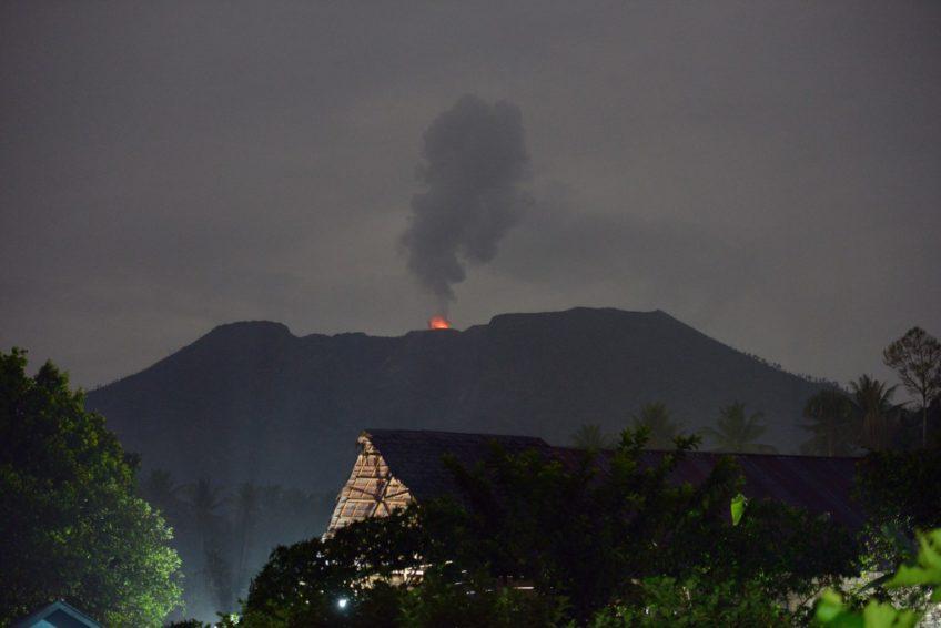 Ibu Vulkan Halmahera 1