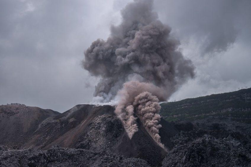 Ibu Vulkan Halmahera 3