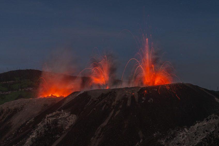 Ibu Vulkan Halmahera 7