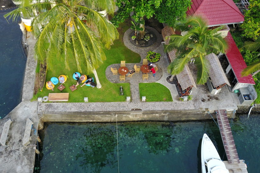 Bluemotion-Dive-Banda-Inseln-Unterkunft