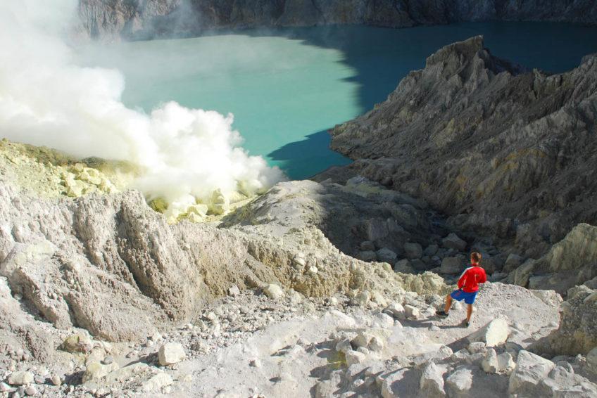 CocosTravel-Fahrradtour-7Ijen Krater Schwefelmine