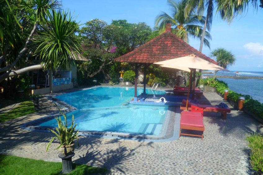 rundreise-bali-erlebe-indonesien-Unterkunft in Candidasa