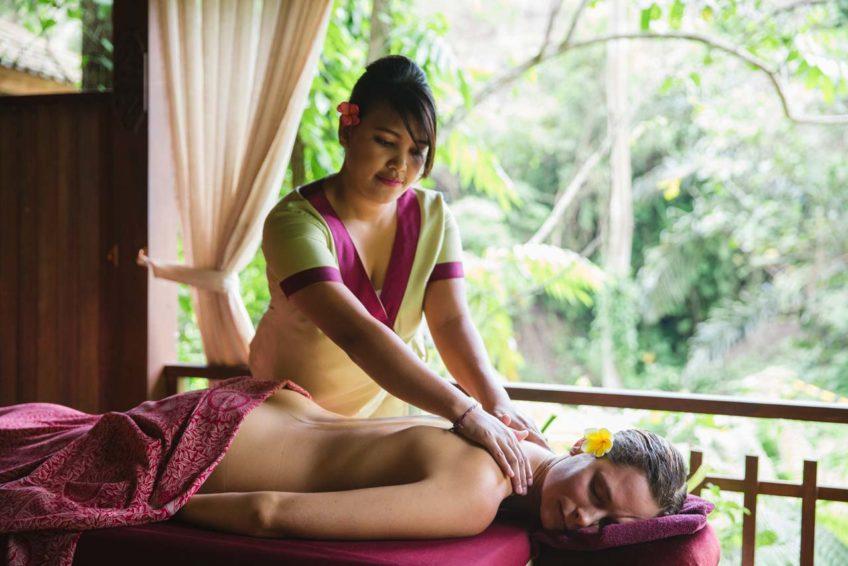 Svarga Loka Retreat Massage