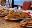 Wunderpus Liveaboard Komodo Food Kopie