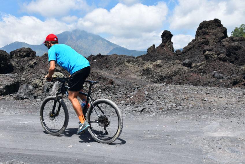 2 Tage Bike-Tour am Batur Vulkan