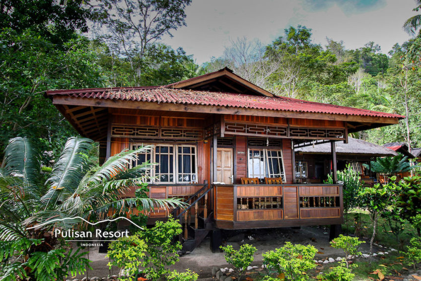 PULISAN RESORT DELUXE BUNGALOW