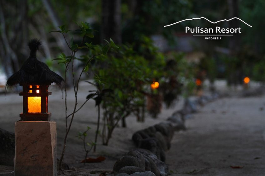 PULISAN RESORT WALKWAY LIGHTS
