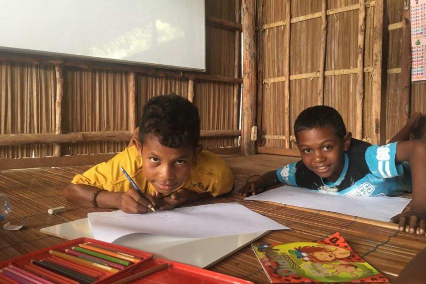 Child Aid Papua 1