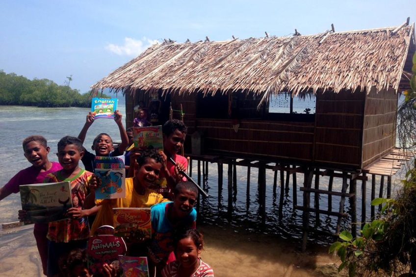 Child Aid Papua 6