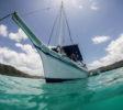 Sri Noa Noa Surf Boat Charter