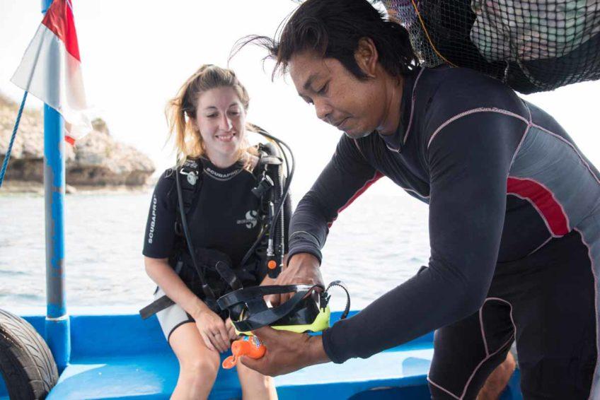 Tauchtrip mit West Bali Explorer