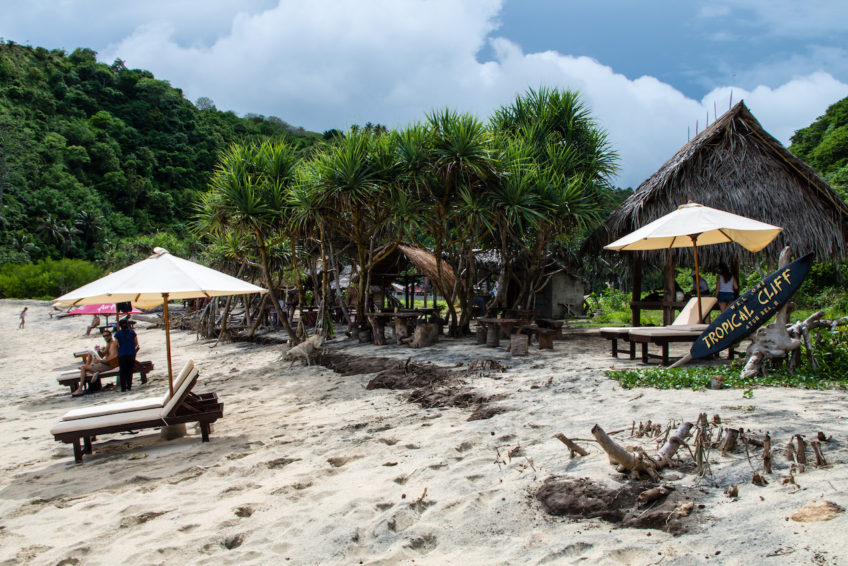 Atuh Beach on Nusa Penida, Bali