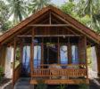 Bungalow im Pristine Paradise Tauchresort