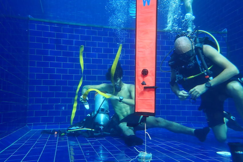 Warnakali-Dive-Center-Pool-Training