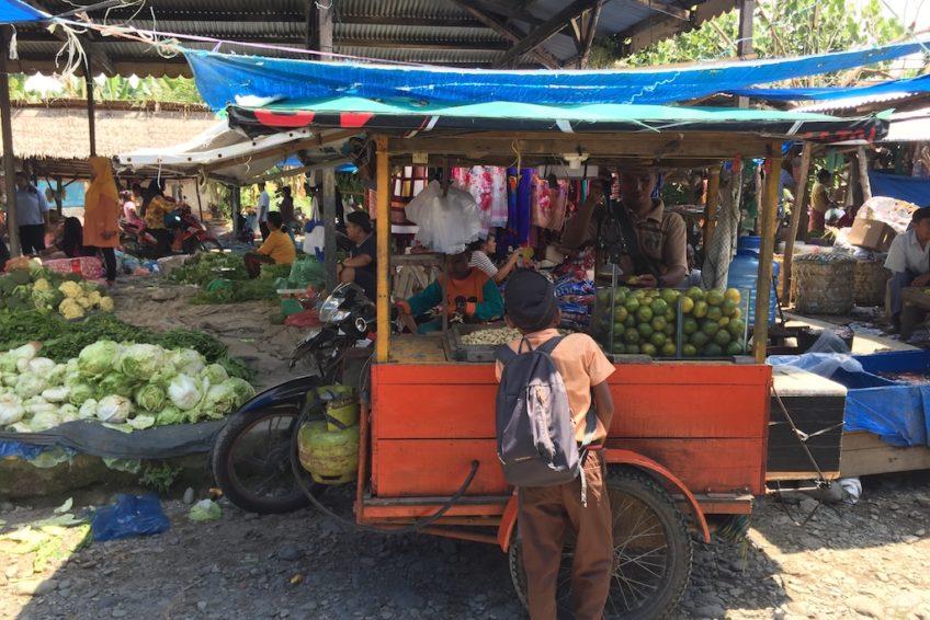 Lokaler_Markt_Bukit_Lawang