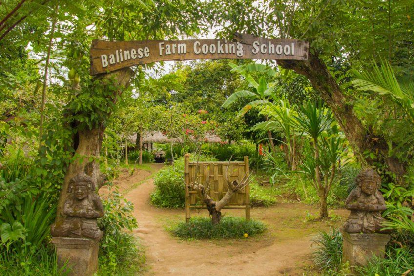 Der Eingang zum Kochwissen